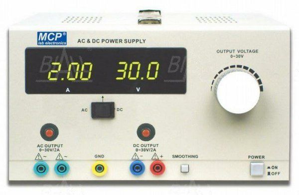 Zasilacz AD360-2 AC/DC 30V/2A, 60VA MCP