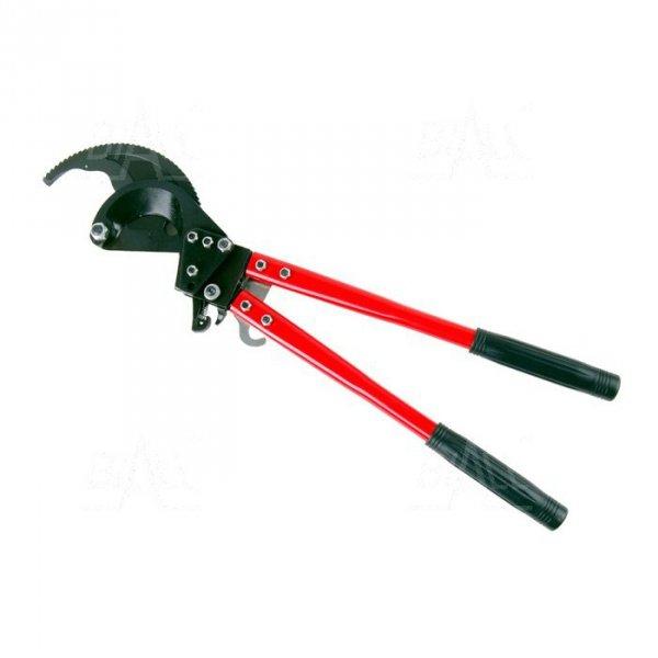 OPT LK760L Nożyce z zębatką do kabli Cu/Al 500mm2 fi 55mm