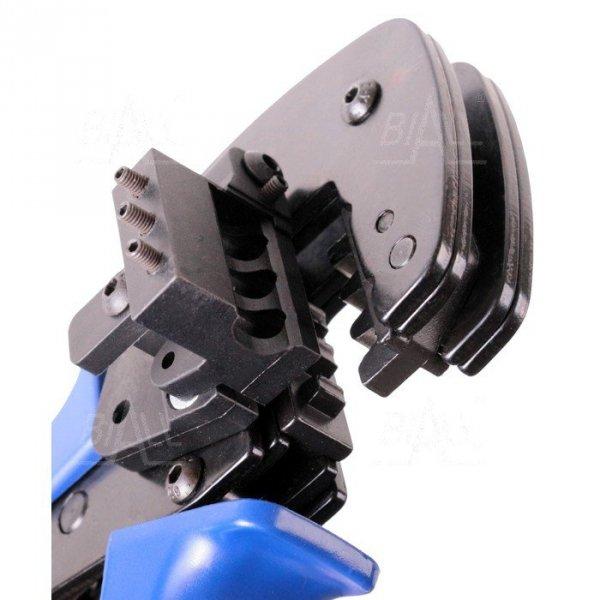 OPT A2546B Zaciskarka precyzyjna złączy solarnych MC4 2,5/4/6mm2