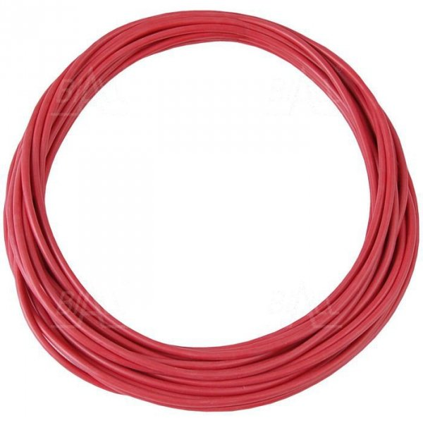 Przewód silikonowy Li2G-1.0mm2 20A R czerwony