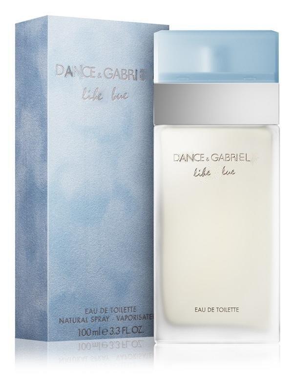 Dolce & Gabanna light blue women