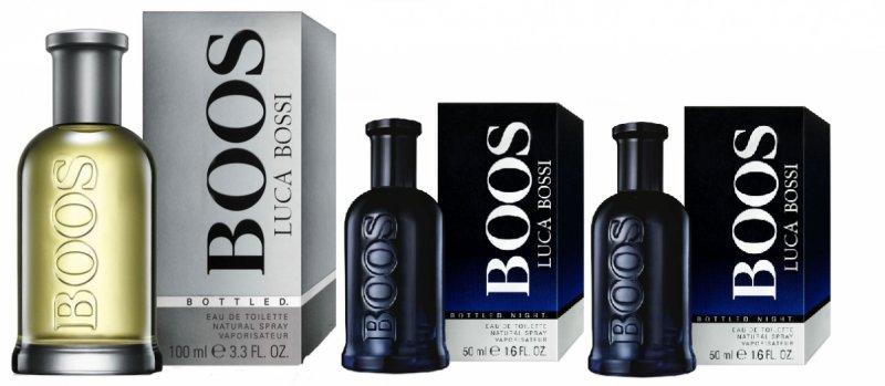 Hugo Boos bottled Zestaw