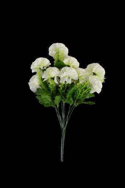Bukiet goździków x 9 kwiatów MIX