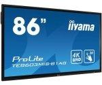 IIYAMA Monitor interaktywny 86 TE8603MIS-B1AG INFRARED,4K,24/7,USB