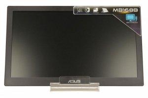 Asus Monitor 15.6 LED MB168B 16:9, USB3.0, 1366x768, 5W