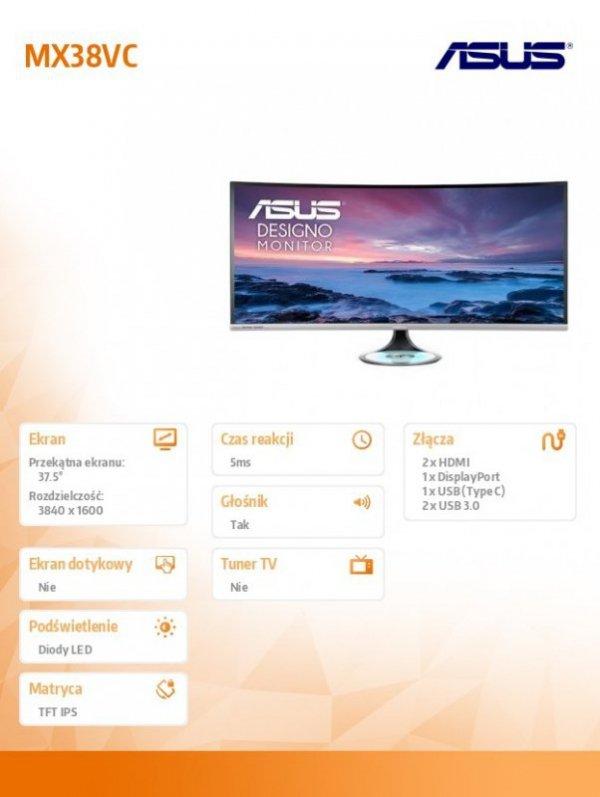 Asus Monitor 38 MX38VC