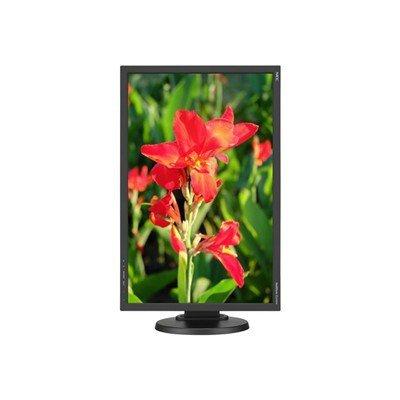 NEC Monitor 24 Multisync E245WMi IPS DP DVI Czarny