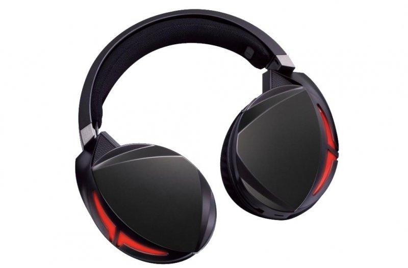 Asus ROG Strix Fusion 300 Black USB2.0 7.1 MIC PC, MAC, PS4, Xbox One, mobile device
