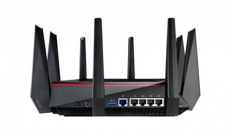 Asus Router ROG Rapture GT-AC5300 WiFi AC5300 1WAN 8LAN 2USB