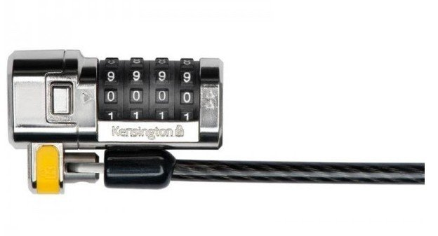Dell Clicksafe Combination Lock for All Dell Security slots