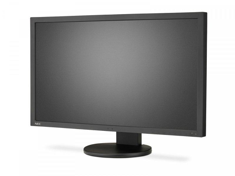 NEC Monitor 27 MultiSync PA271Q czarny IPS W-LED 350cd/m2