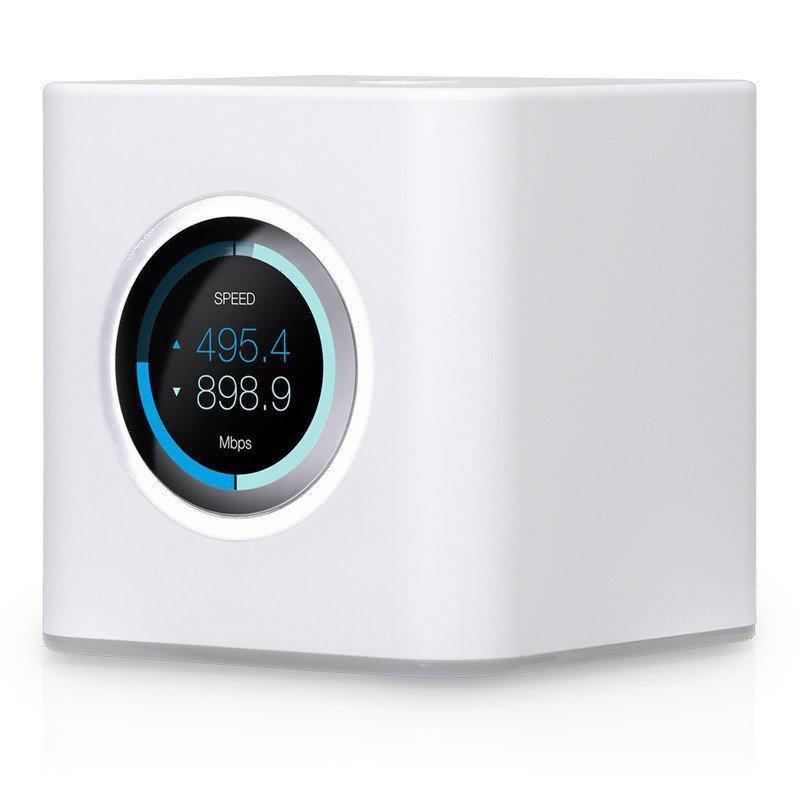 UBIQUITI Zestaw router i dwa punktu dostępowe AmpliFi Home WiFi System Mesh AFi-HD