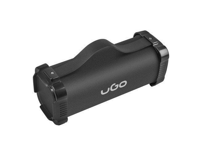 UGo Bezprzewodowy głośnik Bluetooth mini Bazooka 2.0 5W RMS Czarny