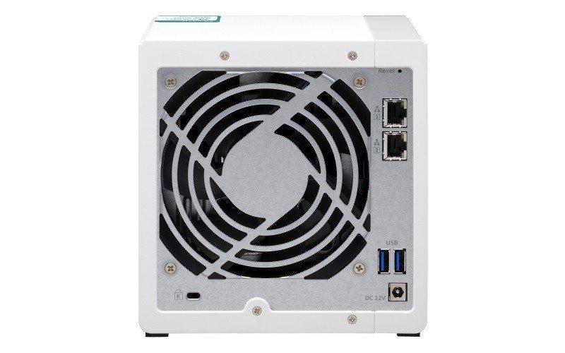 QNAP Serwer NAS TS-431K AL214QC 1GB SATA6Gb/s 2GbE LAN