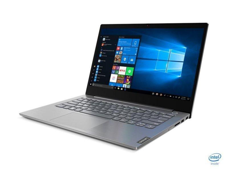 Lenovo Laptop ThinkBook 14-IIL 20SL00D3PB W10Pro i3-1005G1/8GB/256GB/INT/14.0 FHD/Mineral Grey/1YR CI