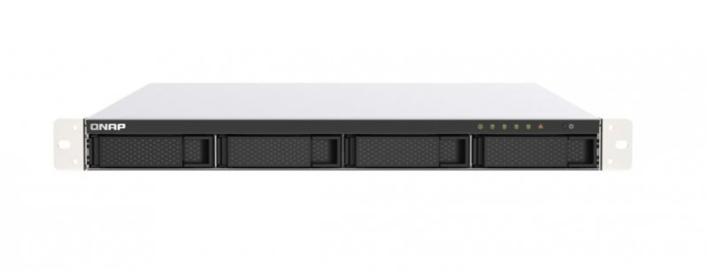 QNAP Serwer NAS TS-453DU-4G  J4125 quad core 2.0GHz 4GB DDR4 RAM