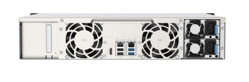 QNAP Serwer NAS TS-1253DU-RP-4G  J4125 quad-core 2GHz 4GB DDR4