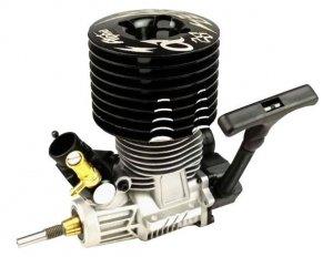 Silnik ALpha 28 z szarpanką - P0006
