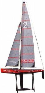 Focus II RTR (2.4GHz, 4CH, Wysokość 2042mm, Długość 995mm)