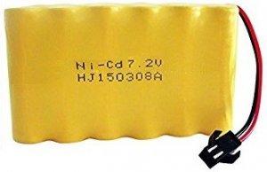400mAh 7.2V Ni-Cd SM do H-Toys