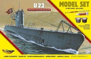 U23 Niemiecki Okręt Podwodny z II WŚ typ IIB