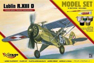 LUBLIN R.XIII D Polski Samolot Towarzyszący