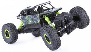 ROCK CRAWLER 4WD 1:18 - Zielony POSERWISOWY USZKODZONY