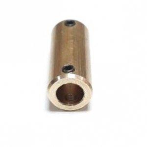 Łącznik sztywny 4mm - 4mm długość 19mm