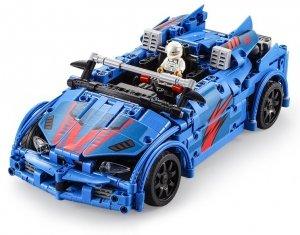 Samochód sportowy - klocki CADA - zdalnie sterowany (585 klocków)