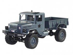 Ciężarówka wojskowa M35 1:16 2.4GHz RTR - niebieska