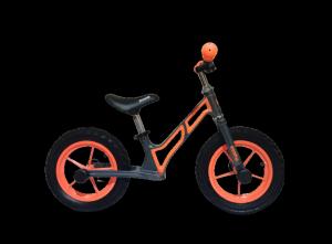 Rowerek biegowy Leo - pomarańczowy
