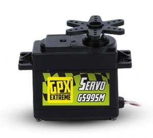 Serwo GS995M (standard, 13kg/4.8V, 0.17sek/60*)