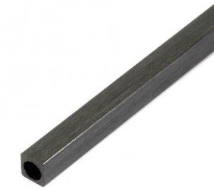 Profil węglowy kwadratowy 6,0/6,0 x 1000 mm otwór ø4,0 mm
