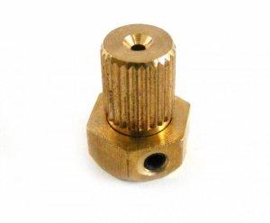 Element mosiężny kardanu 2mm