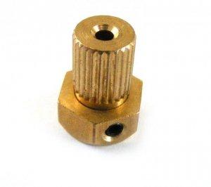 Element mosiężny kardanu 2,3mm