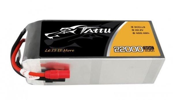 22000mAh 22.2V 30C TATTU Gens Ace - POSERWISOWY (uszkodzona 1 cela)