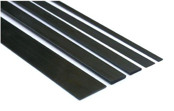 Listwa węglowa 1,0x4,0x1000 mm