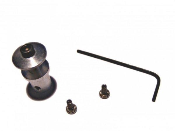 Piasta do śmigieł stałych 4mm ze śrubą dociskową