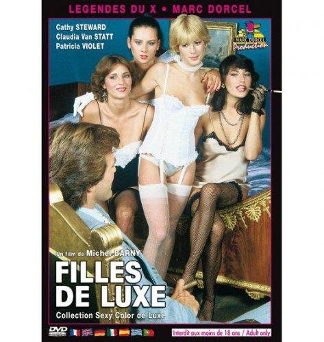 DVD Marc Dorcel - Girls deluxe