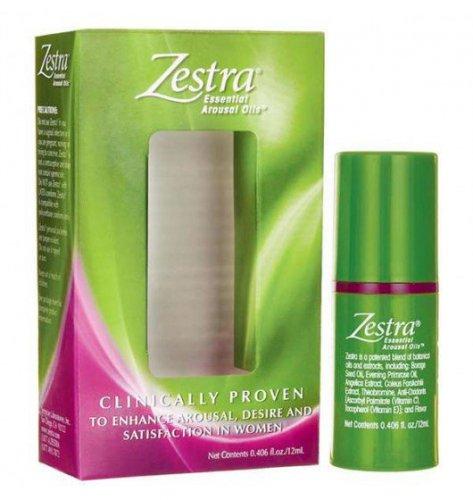Zestra Essential Arousal Oils 12ml Bottle