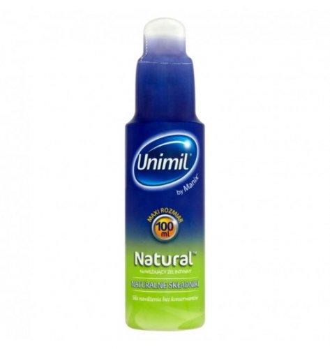 UNIMIL: Natural żel intymny 100ml