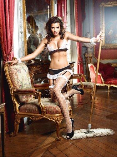 Przebranie pokojówki - Baci Do Not Disturb French Maid Set M/L