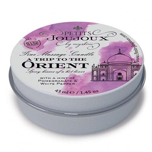 Świeca do masażu - Petits Joujoux Massage Candle Orient 33 gram
