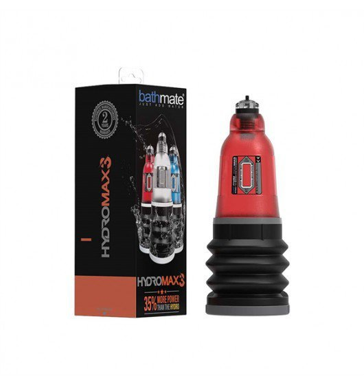 HydroMax3 Red
