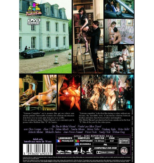 DVD Marc Dorcel - Forbidden Encounters