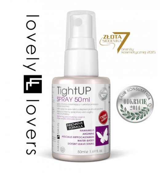 Lovely Lovers TightUP Spray 50 ml