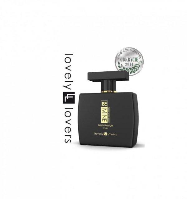 Lovely Lovers BeMINE Eau De Parfum for Man 100 ml