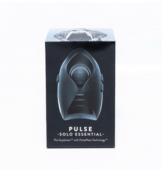 Stymulator dla mężczyzn Hot Octopuss Pulse Solo Essential