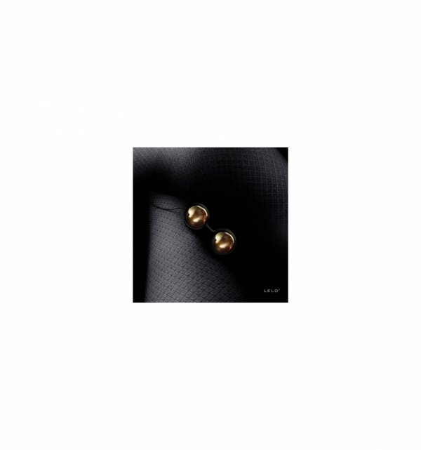 Kulki gejszy LELO - Luna Beads Luxe (gold)