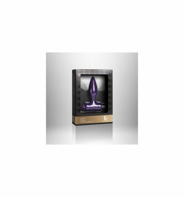 Korek analny Rocks-Off - Petite Sensations Plug purple